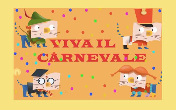 feste di carnevale per bambini sarzana